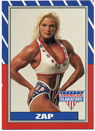 diamond from american gladiators